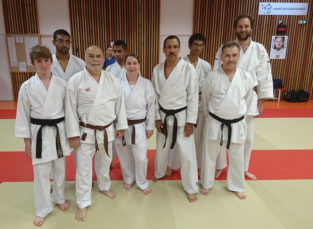 2019-05-01 formation AFA à Geispolsheim