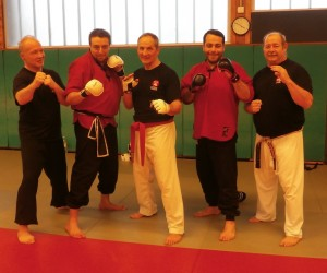 Bilicki et les Wushu
